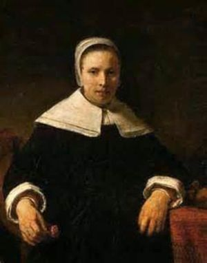 Anne Bradstreet, America's first woman poet