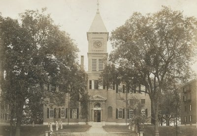 Zion's Hill: The Andover Theological Seminary