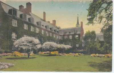 History of the Andover Inn